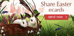 Share Easter Ecards
