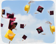 Shop graduation invitations
