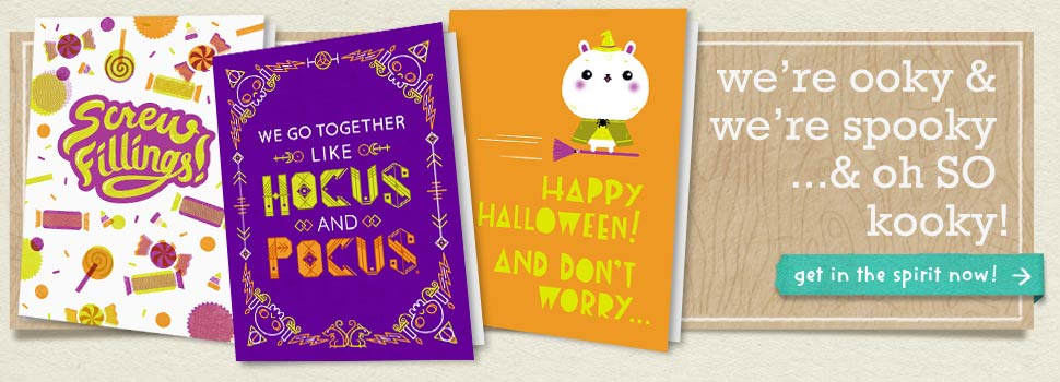Greeting cards greeting card mobile app justwink halloween card m4hsunfo