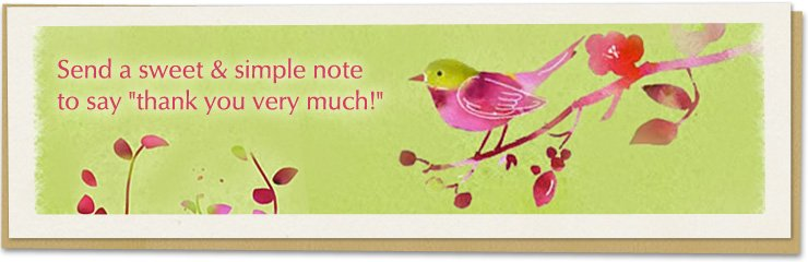 thank you ecards  send online thank you cards from american greetings, Birthday card