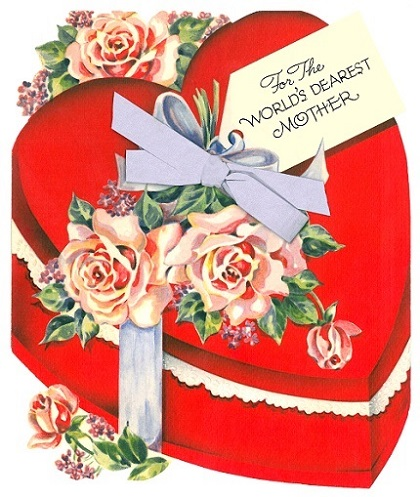 Vintage Valentines 1940s 50s and More – Vintage Valentines Card