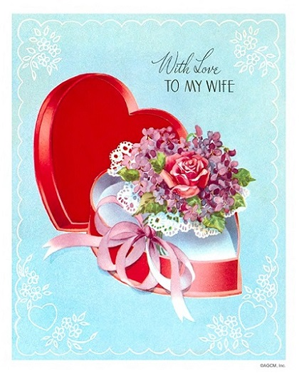 Vintage Valentines - 1940s, 50s and More   American Greetings