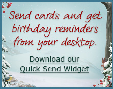 Quick Send Widget