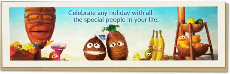 Holiday Ecards - Celebrate any holiday with all the special people in your life.