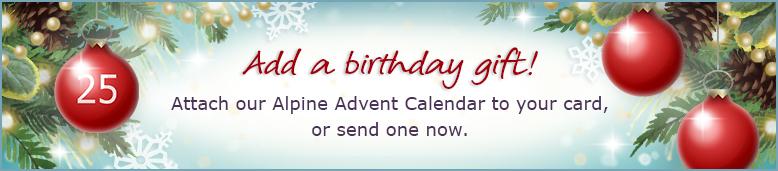 2016 Jacquie Lawson Advent Calendar