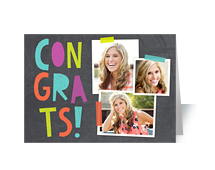 Grad Congratulations Cards