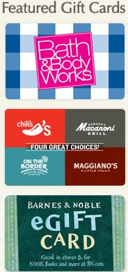 featured gift cards