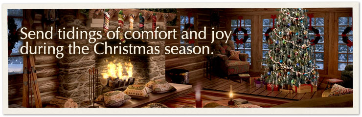 Warm Wishes for a Merry Christmas
