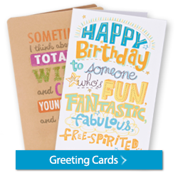 Greeting Cards - featured media module #1
