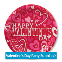 Valentine's Day Party Supllies - featured media module #3