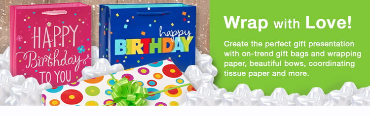 Gift Wrap Category Banner