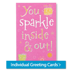 Individual Greeting Cards - featured media module #3