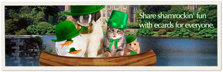 Find the perfect St. Patrick's Day wish for everyone!