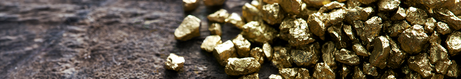 50th Anniversary - Gold nuggets