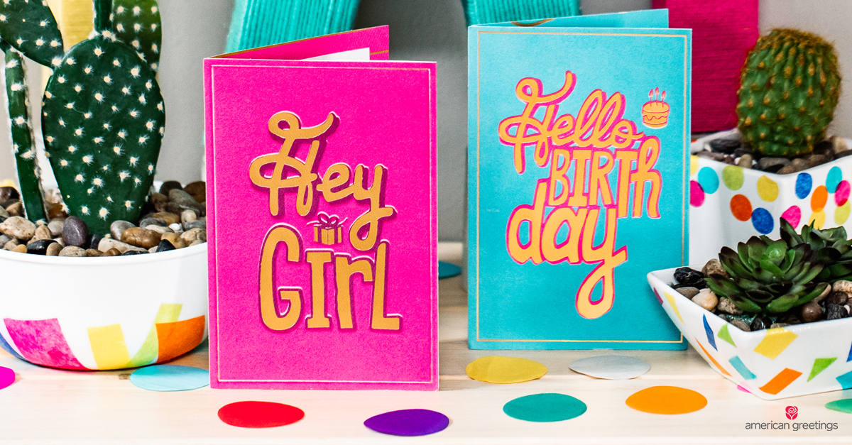 What To Write In A Birthday Card For Her American Greetings