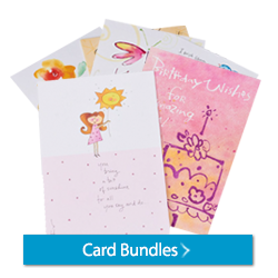 Card Bundles - featured media module #3