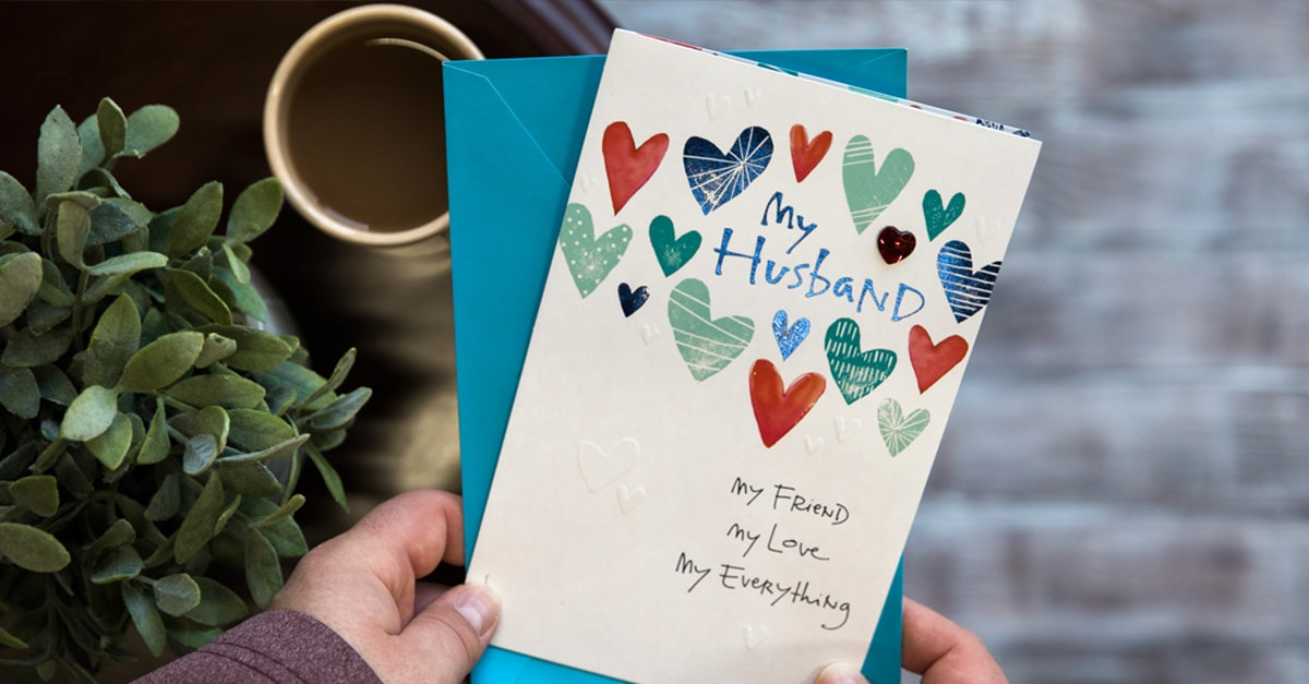What to Write in an Anniversary Card to Husband - American Greetings