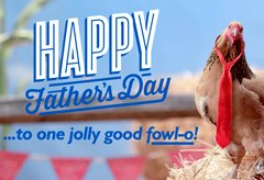happy fathers day ecard - Media Banner