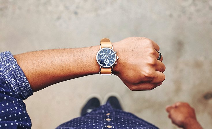 fathers day gifts - weekender watch