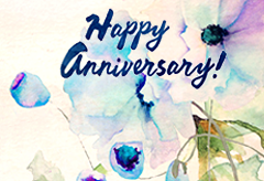 Anniversary ecards - Featured Image Tile