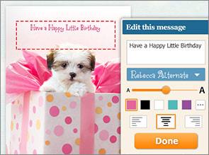 Now You Can Select Design And Print One Of A Kind Greeting Cards From Your Desktop Phone Or Tablet