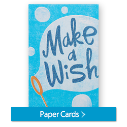 Paper Cards - featured media module #1