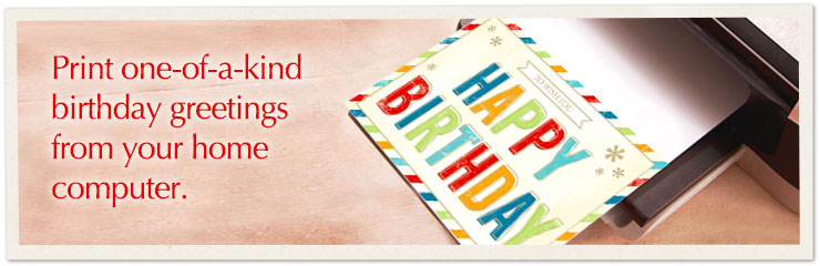 Birthday Cards Print at Home Free – Printable Birthday Card