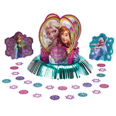 Disney Frozen Table Decoration Party Supplies