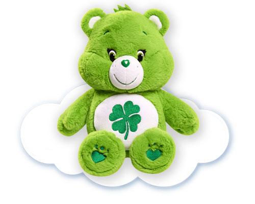 Good Luck Bear Image