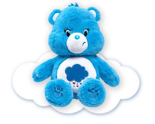 Grumpy Bear Image