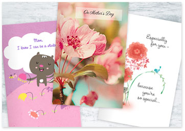 Three Mothers Day Printable Cards