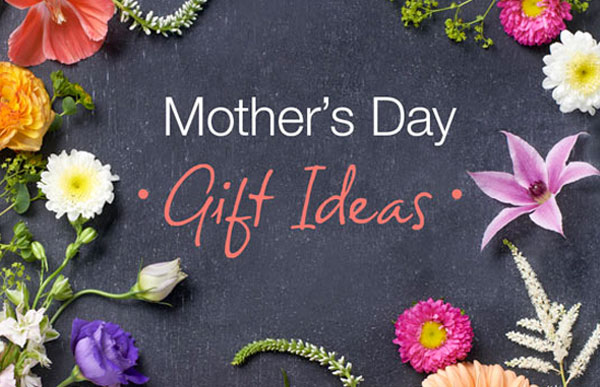 Beautiful flowers Mother's Day Gift Ideas