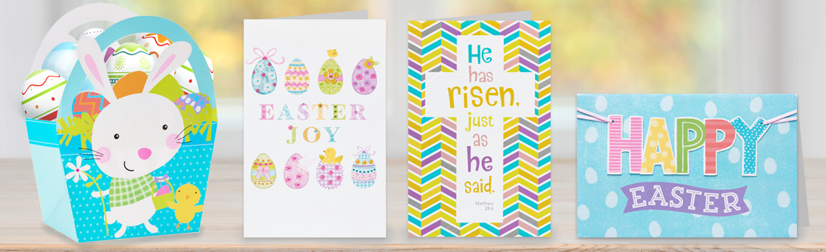 Easter Cards and Gift Wrap