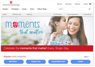 Welcome to the new american greetings american greetings homepage image m4hsunfo