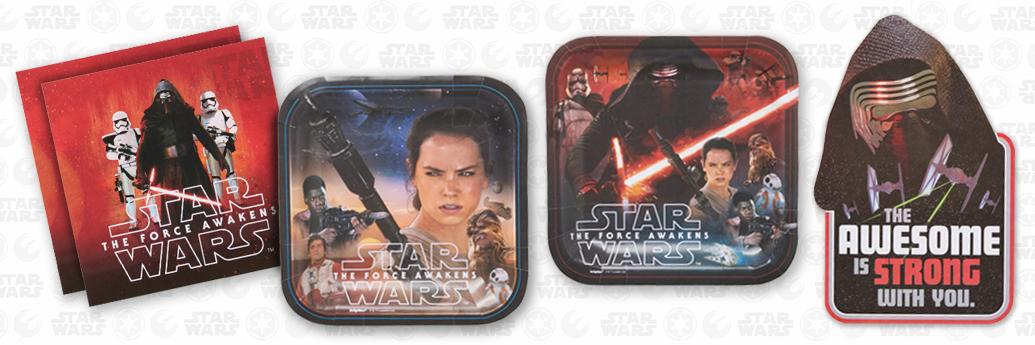 Star Wars™ Party Supplies