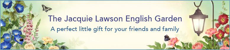 Jacquie Lawson Garden Banner