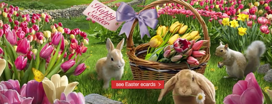 Easter Homepage Banner