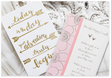 Image representing paper greeting cards for weddings - Shop wedding & engagement cards