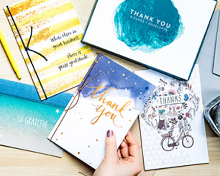 Thank You Card Bundle Collection