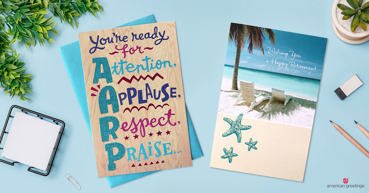Retirement Messages On Greeting Cards
