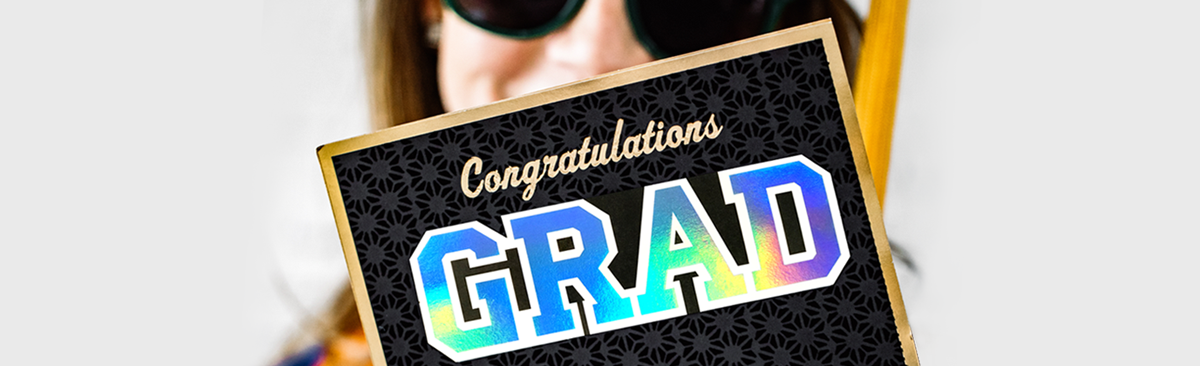 congratulations for your graduation card