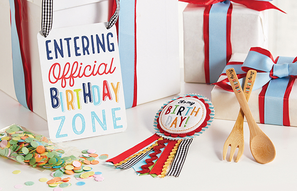Birthday Zone Birthday Party Kit