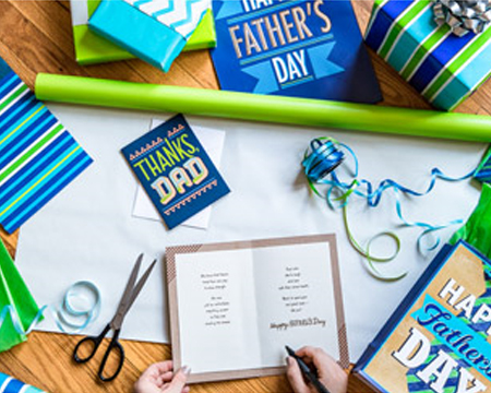 Image sample of Father's Day gift bags - Shop gift wrap