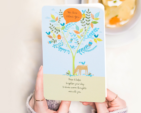 Get Well Paper Cards