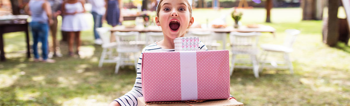Birthday Cookout Celebration - Shop Gift Wrap