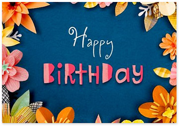 Happy Birthday Ecard - Browse Ecards for Friends