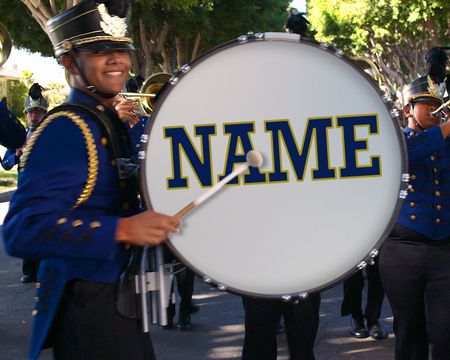Marching Band Twist and Shout Ecard - Send now!