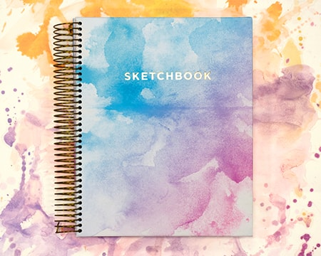 Watercolor Journal - Shop all notebooks and journals