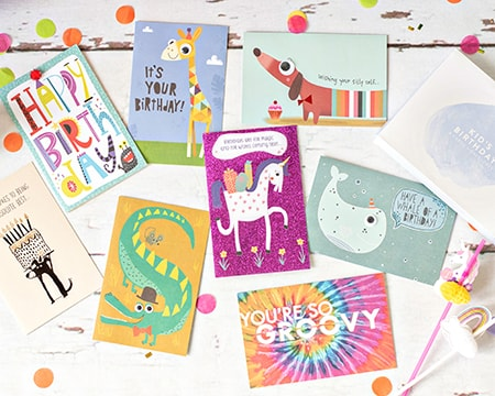 American greetings shop greeting cards party supplies gift wrap kids collection card bundle shop card bundles m4hsunfo