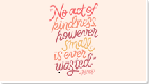 World Kindness Day 11/13